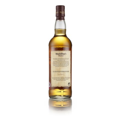 Lot 34 - THE MACALLAN 1988 - MACKILLOP'S CHOICE