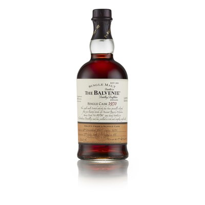 Lot 4 - THE BALVENIE 1970 SINGLE CASK
