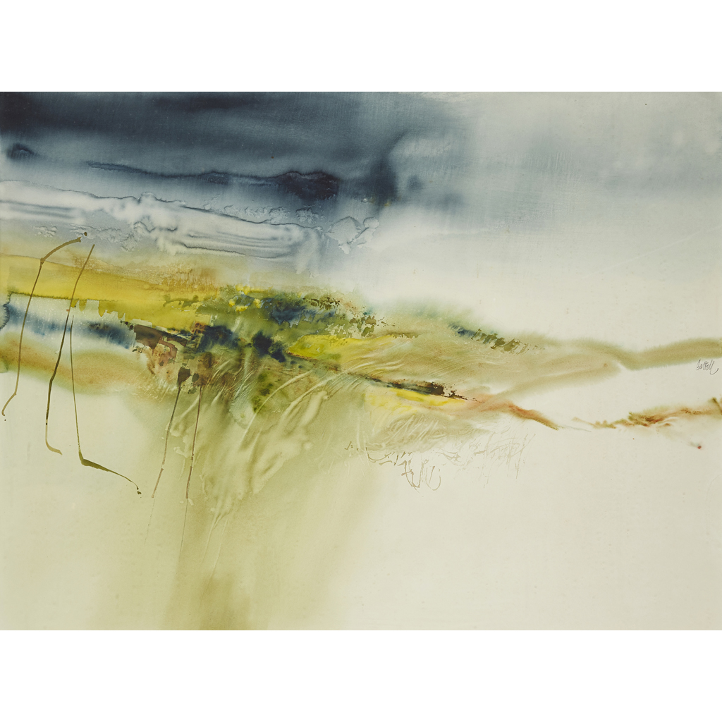 Lot 143-RAY CATTELL (CANADIAN B.1921)