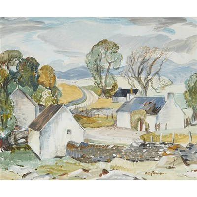 Lot 53-ADAM BRUCE THOMPSON R.S.A, R.S.W (SCOTTISH 1885-1976)