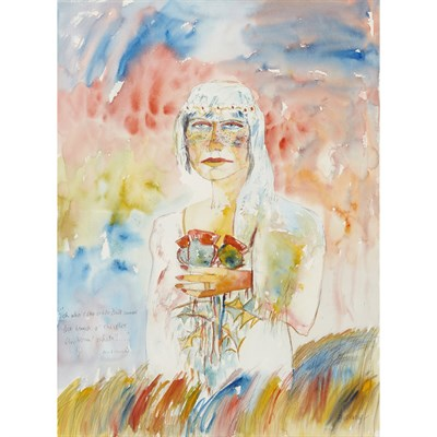 Lot 1-JOHN BELLANY C.B.E., R.A., H.R.S.A. (SCOTTISH 1942-2013)