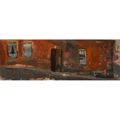 Lot 92-JOAN EARDLEY R.S.A. (SCOTTISH 1921-1963)