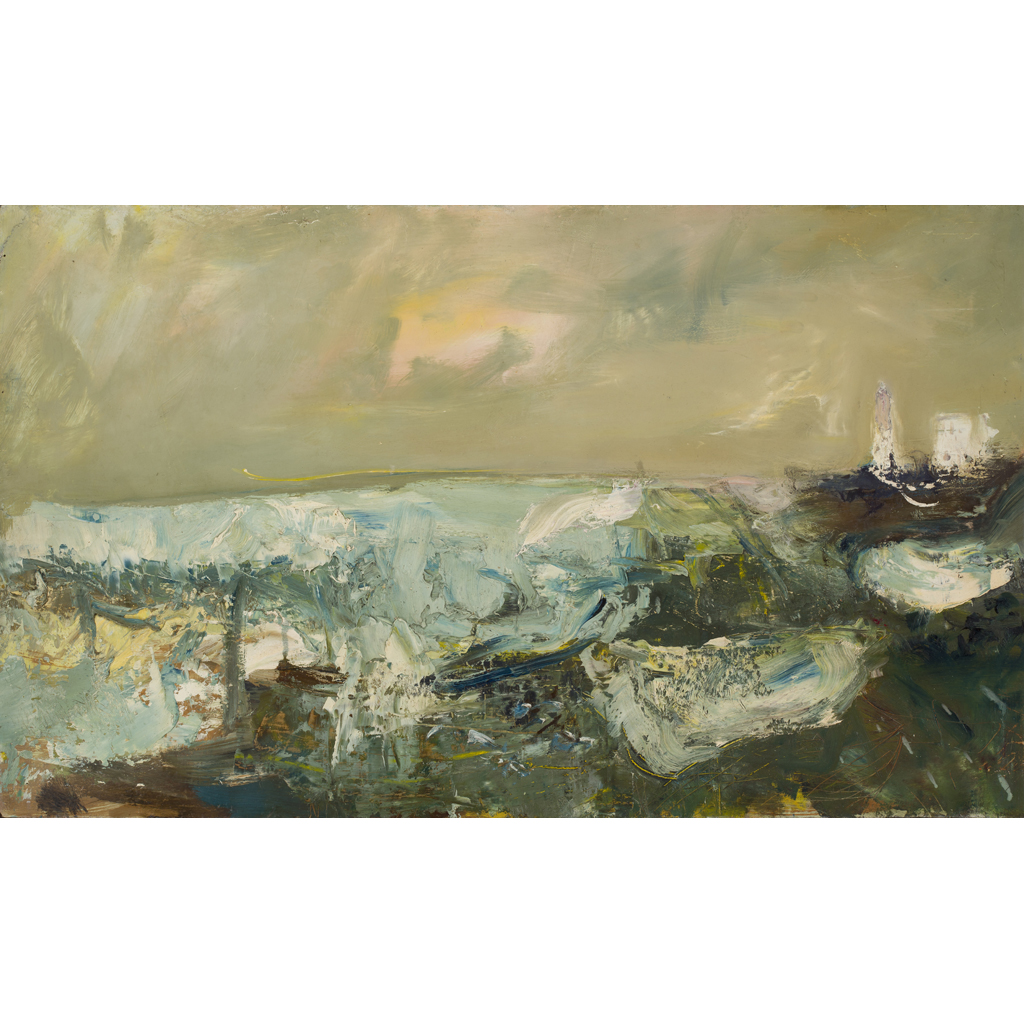 Lot 96 - JOAN EARDLEY R.S.A. (SCOTTISH 1921-1963)
