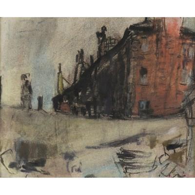 Lot 93-JOAN EARDLEY R.S.A. (SCOTTISH 1921-1963)
