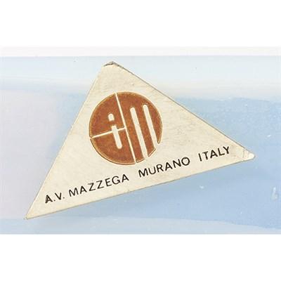 Lot 62-CARLO NASON (ITALIAN, B.1935) FOR MAZZEGA
