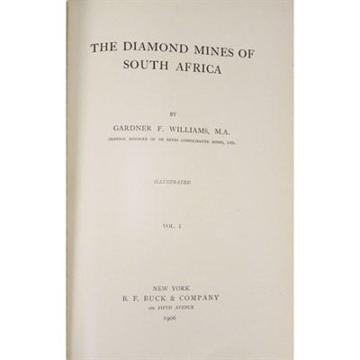 Lot 6-DIAMONDS, FOUR VOLUMES