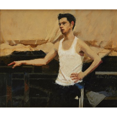 Lot 16-HELEN WILSON R.S.W., R.G.I. (SCOTTISH B.1954)
