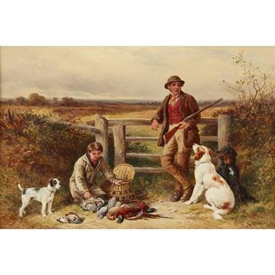 Lot 48-JAMES HARDY JNR (SCOTTISH 1832-1889)