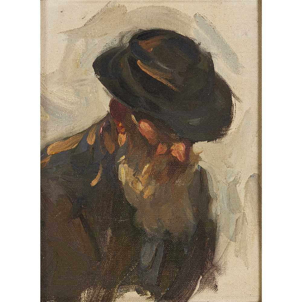 Lot 7 - FRANK BRAMLEY R.A. (BRITISH 1857-1915)