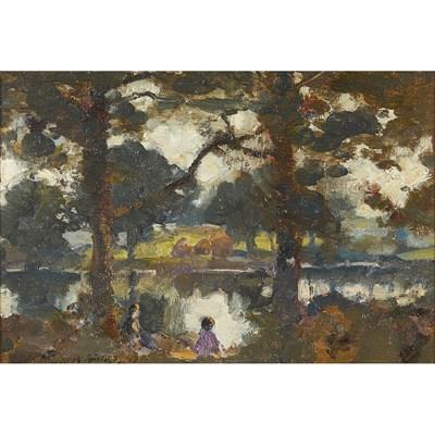 Lot 90 - JAMES PATERSON R.S.A., R.S.W. (SCOTTISH 1854-1932)