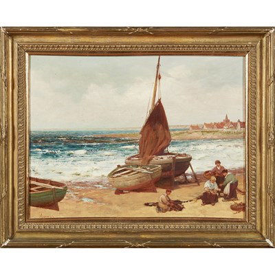 Lot 15-ALEXANDER YOUNG (SCOTTISH 1865-1923)