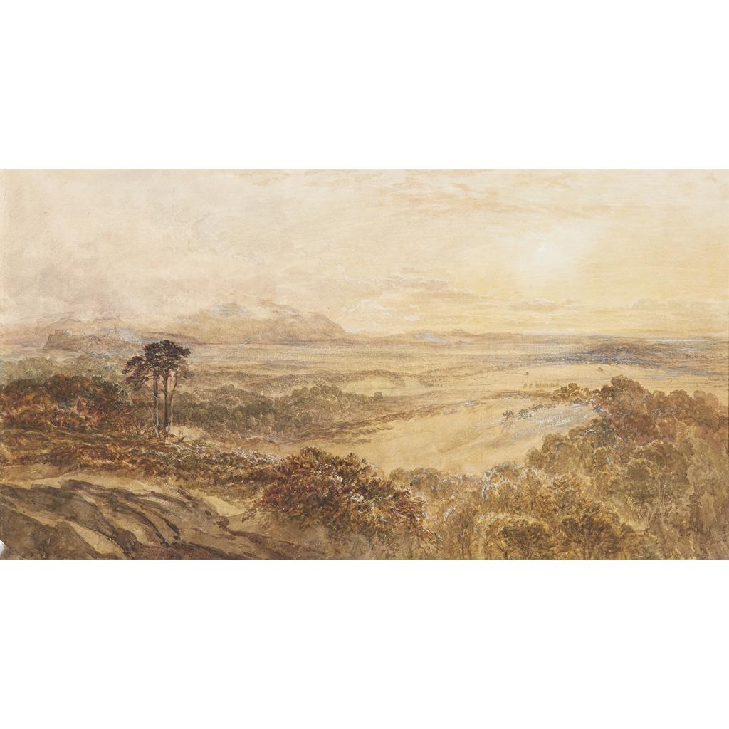 Lot 85 - SAM BOUGH R.S.A., R.S.W. (SCOTTISH 1822-1878)