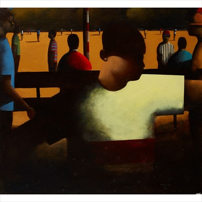 Lot 132-STEPHEN MANGAN (SCOTTISH B.1964)