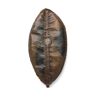 Lot 14-MAASAI SHIELD