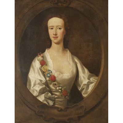 Lot 7-ALLAN RAMSAY (SCOTTISH 1713-1784)