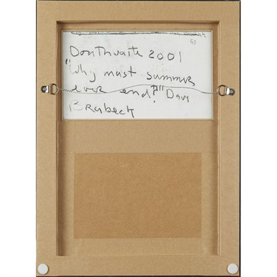 Lot 3-PAT DOUTHWAITE (SCOTTISH 1939-2002)