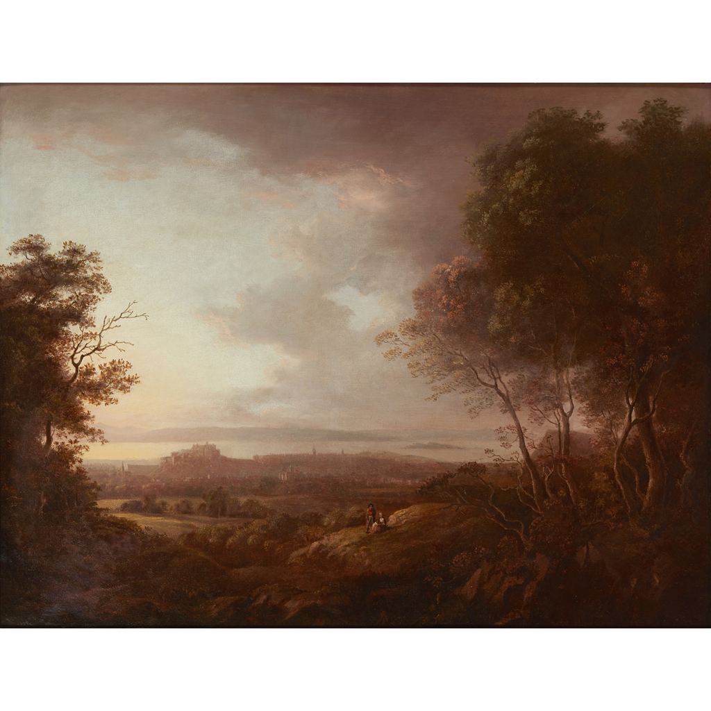Lot 14 - ALEXANDER NASMYTH  (SCOTTISH 1758-1840)