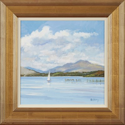 Lot 14-ROBERT KELSEY (SCOTTISH B.1949)