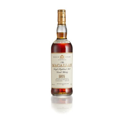 Lot 36 - MACALLAN 1975 18 YEAR OLD