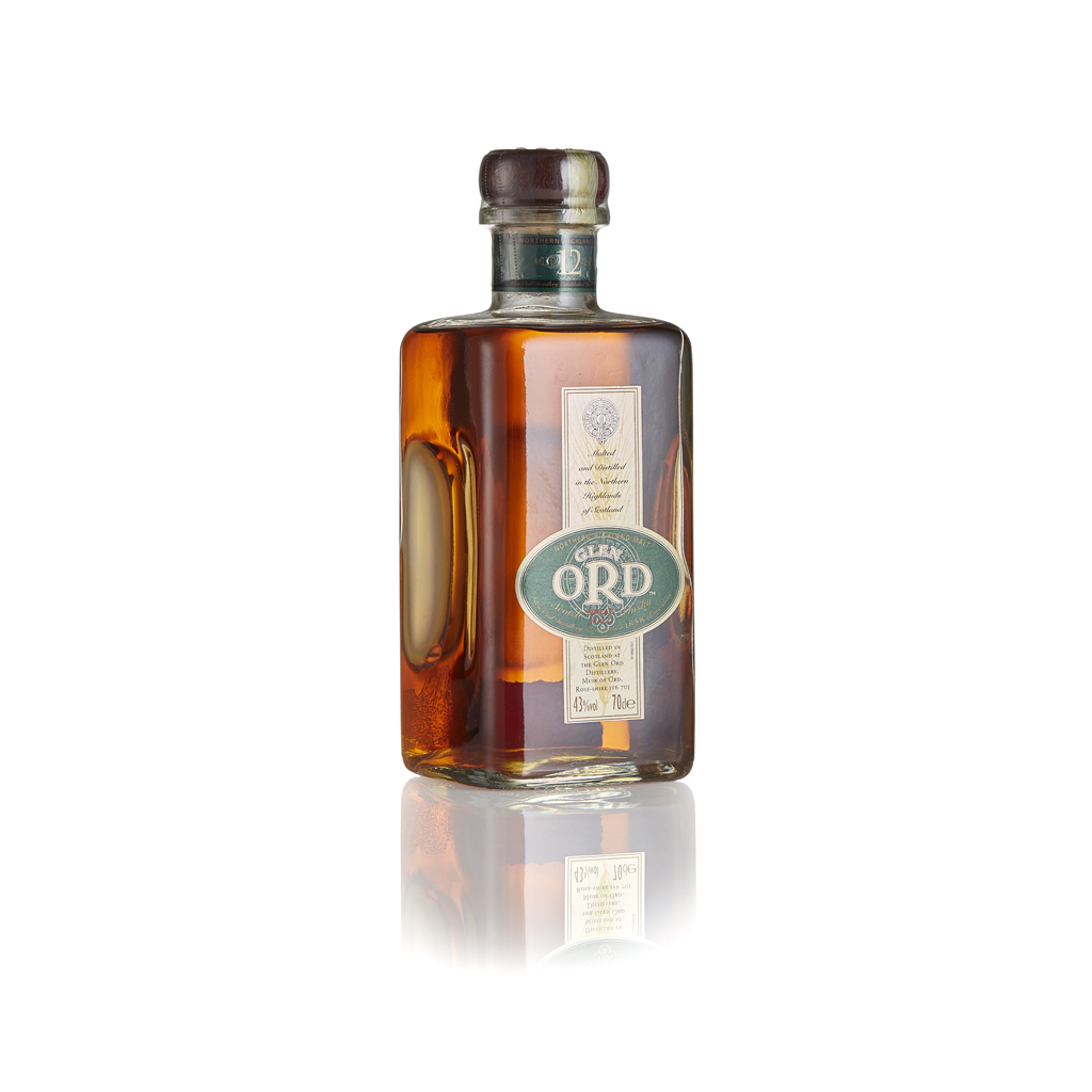Lot 50-GLEN ORD 12 YEAR OLD