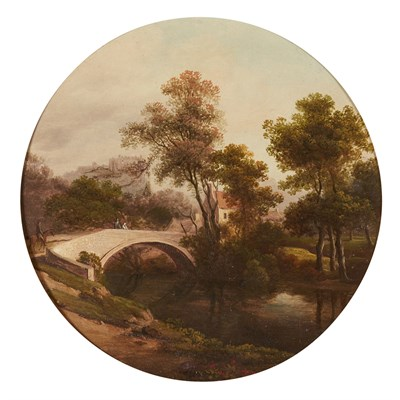 Lot 15-ALEXANDER NASMYTH R.S.A. (SCOTTISH 1758-1840)