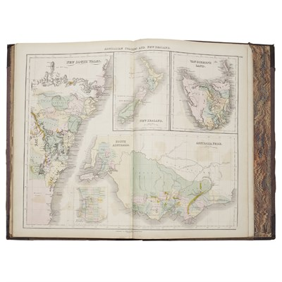 Lot 31 - ATLAS - GALL & INGLIS, PUBLISHERS