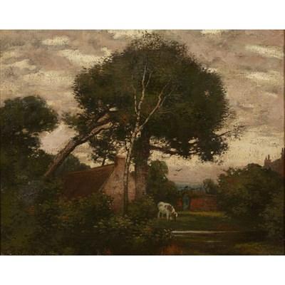 Lot 74 - THOMAS CORSON MORTON (SCOTTISH 1859-1928)