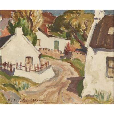 Lot 76-JOHN MACLAUCHLAN MILNE R.S.A. (SCOTTISH 1886-1957)