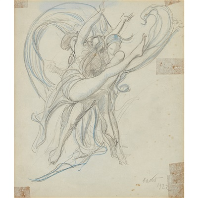 Lot 24-Léon  Bakst (Russian 1866-1924)