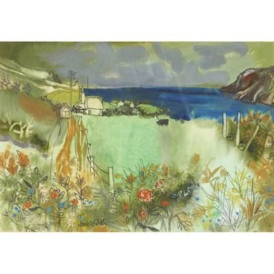 Lot 49 - JACK FIRTH R.S.W. (SCOTTISH 1917-2010)