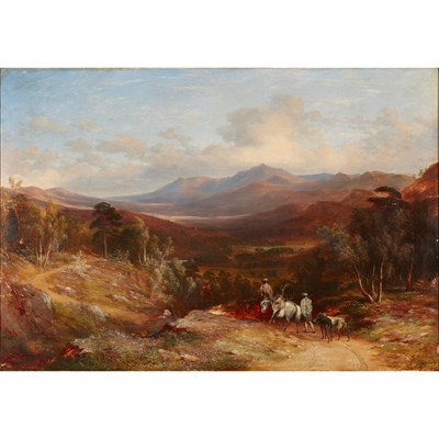 Lot 38-JAMES GILES R.S.A. (SCOTTISH 1801-1870)