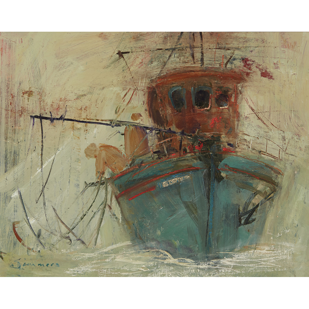 Lot 102 - CONNIE SIMMERS (SCOTTISH CONTEMPORARY)