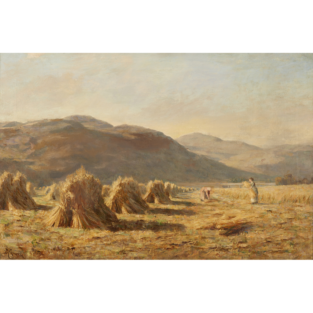 Lot 7-DUNCAN CAMERON (SCOTTISH 1837-1916)