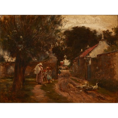 Lot 55-WILLIAM DARLING MCKAY R.S.A. (SCOTTISH 1844-1924)