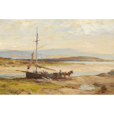 Lot 1-WILLIAM MILLER FRAZER R.S.A. (SCOTTISH 1864-1961)
