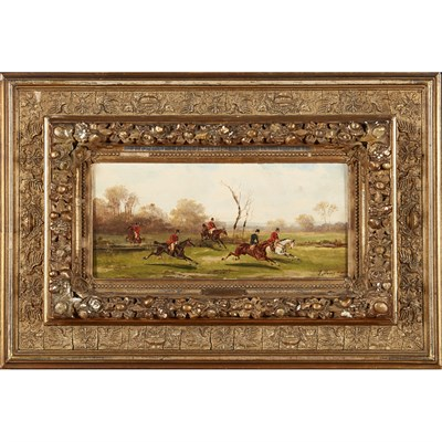 Lot 42 - ROBERT STONE (BRITISH 1820-1870)