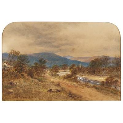Lot 91 - WALLER HUGH PATON R.S.A., R.S.W. (SCOTTISH 1828-1895)