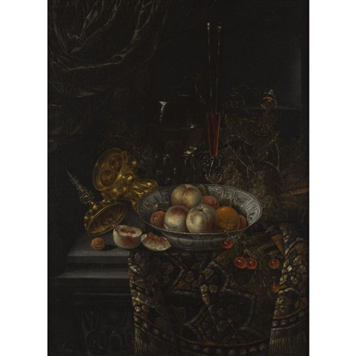 Lot 14-KAREL BATIST (DUTCH 17TH CENTURY)