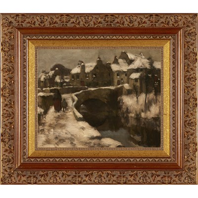 Lot 56 - DAVID GAULD R.S.A. (SCOTTISH 1865-1936)