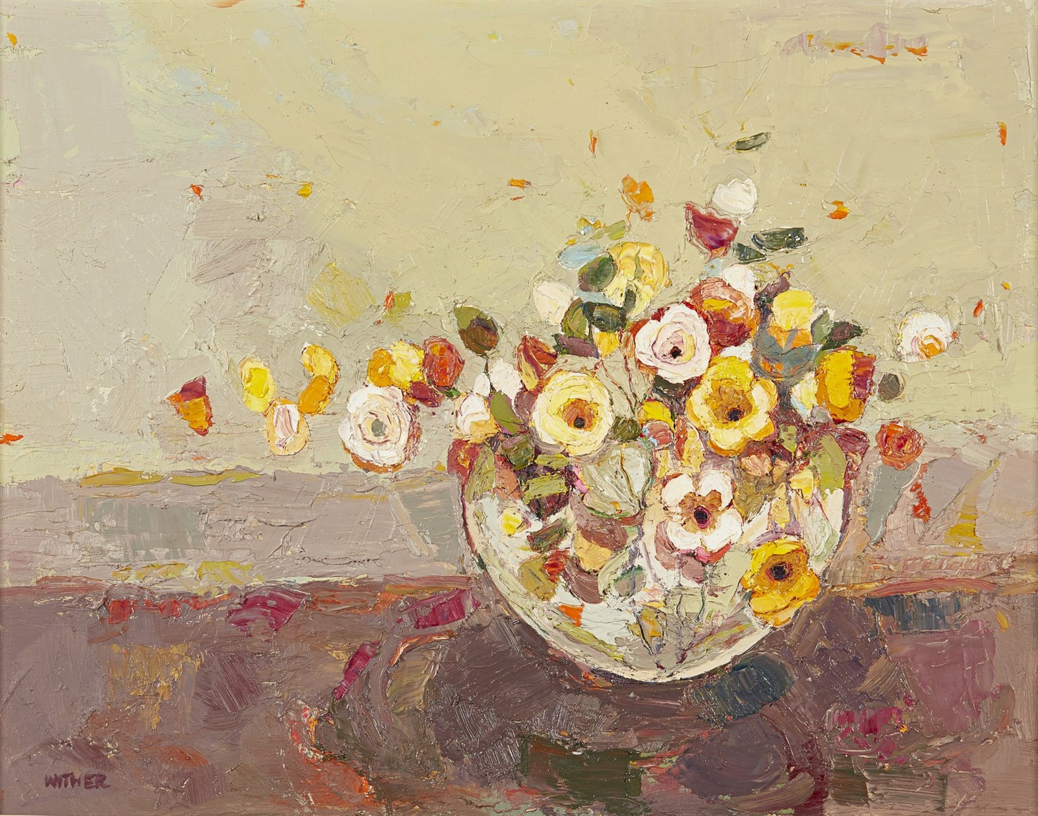 Lot 24-KIRSTY WITHER (SCOTTISH B.1968)