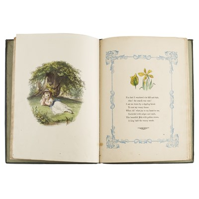 Lot 62 - THE WILD FLOWERS OF THE ALPHABET