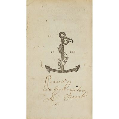 257 - THROCKMORTON, FRANCIS (1554-1584) - [MARY QUEEN OF SCOTS - THE THROCKMORTON PLOT]