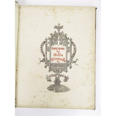 Lot 21-PUGIN, AUGUSTUS WELBY NORTHMORE