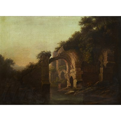 Lot 16-ALEXANDER NASMYTH (SCOTTISH 1758-1840)