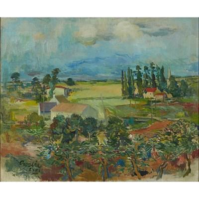 Lot 169 - WILLIAM CROSBIE R.S.A. (SCOTTISH 1915-1999)