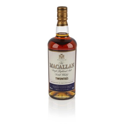 Lot 618-THE MACALLAN TWENTIES