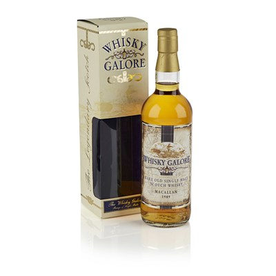 Lot 624-THE MACALLAN 1989 - WHISKY GALORE