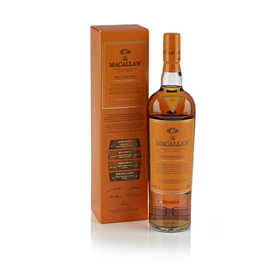 Lot 616-THE MACALLAN EDITION NO.2