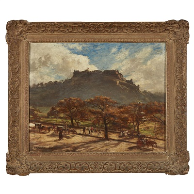 Lot 12-CHARLES MARTIN HARDIE R.S.A. (SCOTTISH 1858-1916)