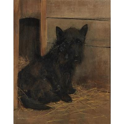 Lot 34-SAM FULTON (SCOTTISH 1855-1941)